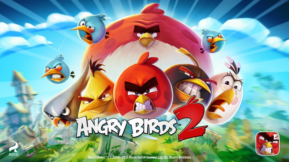 #AngryBirds2 reaches 1M downloads in just 12 hours! #FlockingAwesome! #RovioNews http://t.co/AkO8sRggm0