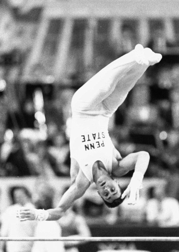 Men's Gymnastics - Penn State University Official Athletic Site