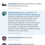 We Have Band cancelado. El resto de programación en el aire hoy. #ArenalSound2015 Os mantendremos informados http://t.co/74ysNqfZ5C