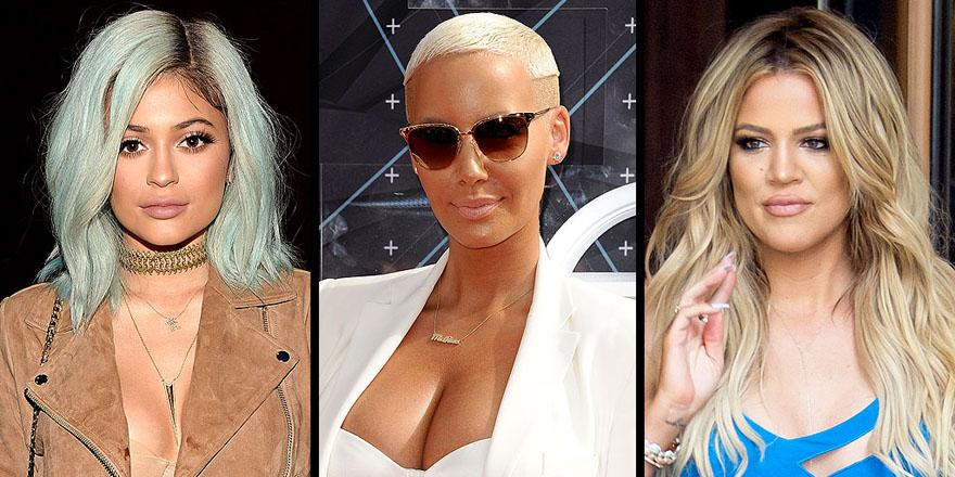 Amber Rose clears up that Khloé Kardashian feud once and for all