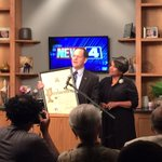 @MayorSlay joining in the celebration, declaring today @RobinSmithKMOV day in #STL! Congratulations Robin!! http://t.co/KvVHHZ6bVK