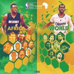 Preview: A Tall Task In First-Ever #NBAAfricaGame (9am/et TOMORROW on @ESPN): http://t.co/QluRwaIsd6 http://t.co/8Cum4TS3qt