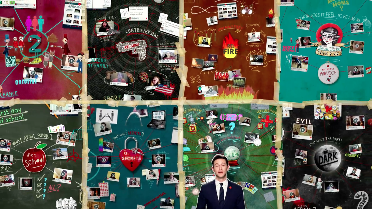RT @hitRECord: Our sincerest thanks to all the Artists who contributed to Season 2 of #HITRECORDonTV <3 http://t.co/3xNOAWxLPj