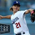 RECAP: #Dodgers bats stay hot behind stellar Zack Greinke start in win over Angels, 5-3. {http://t.co/rY72tC7EoP} http://t.co/WUzD9dGT8s