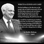 What is a club anyway? The feeling of belonging! I love this.. RT if this meant something to you! #pnefc #bobbyrobson http://t.co/S4dfrbLYsI