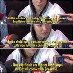 Calma, gente! O cinturão fica no Brasil! ☺️ #UFC190 http://t.co/97VmQcgFZc