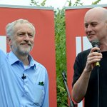 Jeremy Corbyn and Matthew Brown at the Conti @newcontinental @MatthewBrownLab #Preston https://t.co/qa7Dpt9hUs http://t.co/XHK98HRcAP