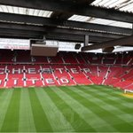 A new-look Old Trafford. #BeTheDifference http://t.co/X61akn7OJY