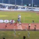 Saaid win gold medal in 100m http://t.co/Bx0yYRw1pb