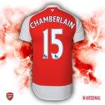GOAL! @Alex_OxChambo! 1-0 (24) #AFCvCFC http://t.co/0RfNIiH6tK