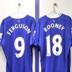 Wayne Rooney is back at Everton for the Duncan Ferguson testimonial! #efc #mufc http://t.co/HZHxO7L6up