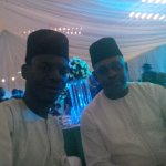 Attending Reception in Honour of ex-Rivers State Governor, Rotimi Amaechi with Barr. Aliyu @naanamee2 at ICC, Abuja. http://t.co/9pqDsc2baU