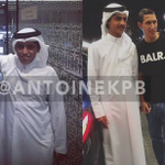 Angel di Maria has arrived in Doha to undergo his PSG medical ahead of a £44.5m move. http://t.co/WYRTfObGWw