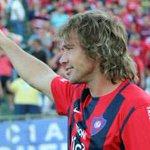 Debutó con gol en #CerroPorteño, #DiegoLugano. Por siempre, EL capitán celeste. http://t.co/l5Q50By0hk http://t.co/yKj70Pxqvr