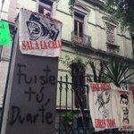 El mensaje es claro en representación de #Veracruz en D.F: #JusticiaParaRubén fotoperiodista y #NadiaVera asesinados http://t.co/U2ZT6L6772