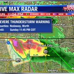 Severe Thunderstorm Warning for Nodaway and Worth Counties until 11:45 pm #kq2 #weather http://t.co/giNOXibDhJ