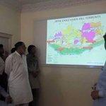 Home Minister #Sindh Sohail Anwar Siyal & President PSF @MirSohrab visited Guddu Barrage to monitor flood situation. http://t.co/pSeor3evOV