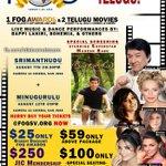 RT @keshavchowdary: #Srimanthudu movie opens the prestigious Festival of Globe in Silicon Valley, California http://t.co/Zm9CgNo6xU