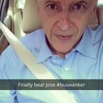 Wenger is delighted with his win over Jose! http://t.co/iigfrYNZ7K