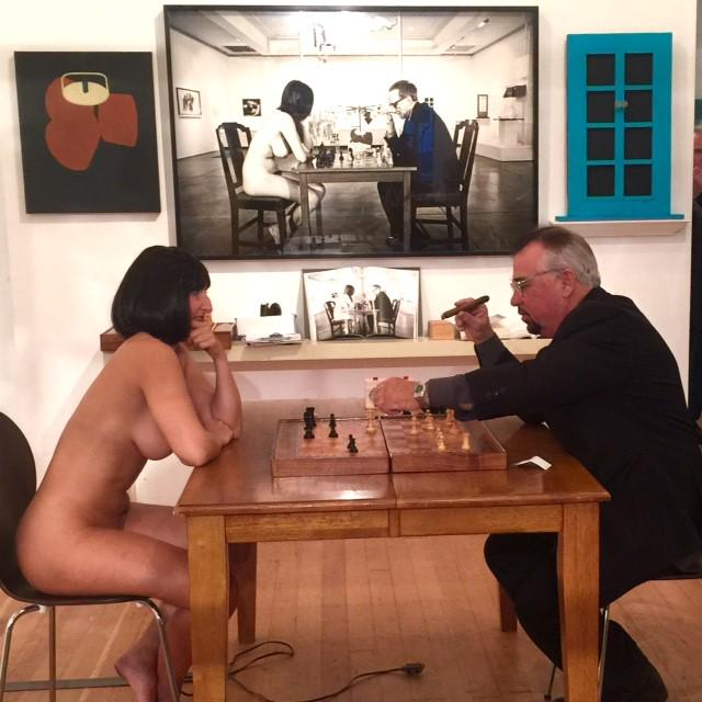 Never Mind The Birthday Cake Take Off Your Clothes And Play Chess