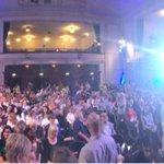 Corbyn mania at Camden Centre http://t.co/GkvNO1CQfi