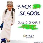 أول ماركة لخياطة الملابس العمانية بمنتجات وباقات موضوعة مسبقا والأهم الإدارة عمانية #يستاهلوا_الدعم Inst: tilmaroman http://t.co/SbekMKCOCO