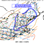80% chance that a Severe Thunderstorm Watch will be issued for #Vermont #NewHampshire #Maine & Western MA @NECN http://t.co/XcJguT7NW4