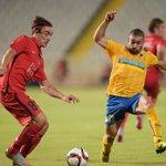Τέλος στο ΓΣΠ. APOEL FC 0-1 @fcmidtjylland [agg 2-2] (#UCL 3QR-2Leg) #apoelfcofficial #apoelmidtjy http://t.co/P3AjjngnMc