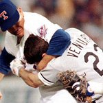 Its been 22 years since Robin Ventura learned the hard way that you dont mess with Nolan Ryan. http://t.co/LhtxlStZSw