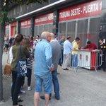 #Sporting Así está El Molinón ahora mismo. A las 10 abren las taquillas para las nuevas altas de abonados @tjcope http://t.co/iafyLP1S0A
