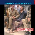 #Jammu and Kashmir encounter: Second terrorist caught alive http://t.co/4RgLlphDMO #AnotherKasab http://t.co/JBxgeyIx7E