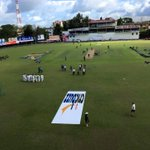 All set for the second Test match #IndvSL #PSara http://t.co/iYuhVpMcyT
