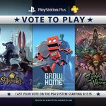 Help pick a game for next month's PS Plus lineup! Vote to Play polls open on Thursday: http://t.co/vSOQNVklQV http://t.co/CgN5mzcTFW