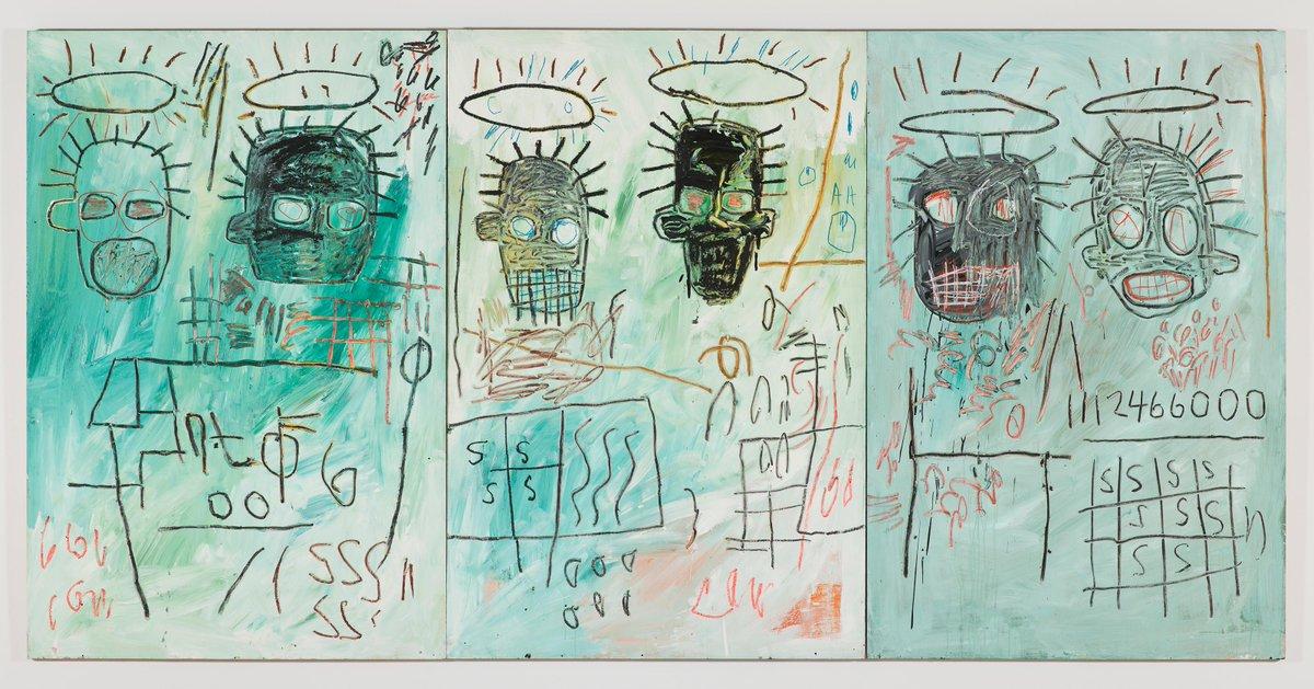 Today, we remember Jean-Michel Basquiat: December 20,1960–August 12, 1988. http://t.co/uW0aEIfeLz