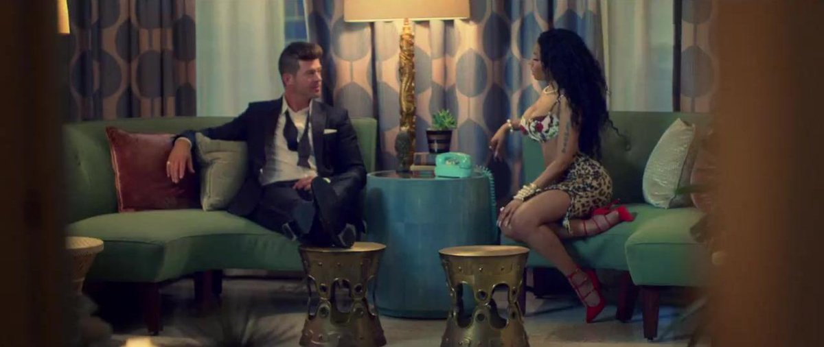 RT @mexican_kenbarb: #BackTogether by Robint Thicke f/ Nicki Minaj : iTunes: https://t.co/bbiLl65Z1b Vevo: http://t.co/ME7iToNFON http://t.…