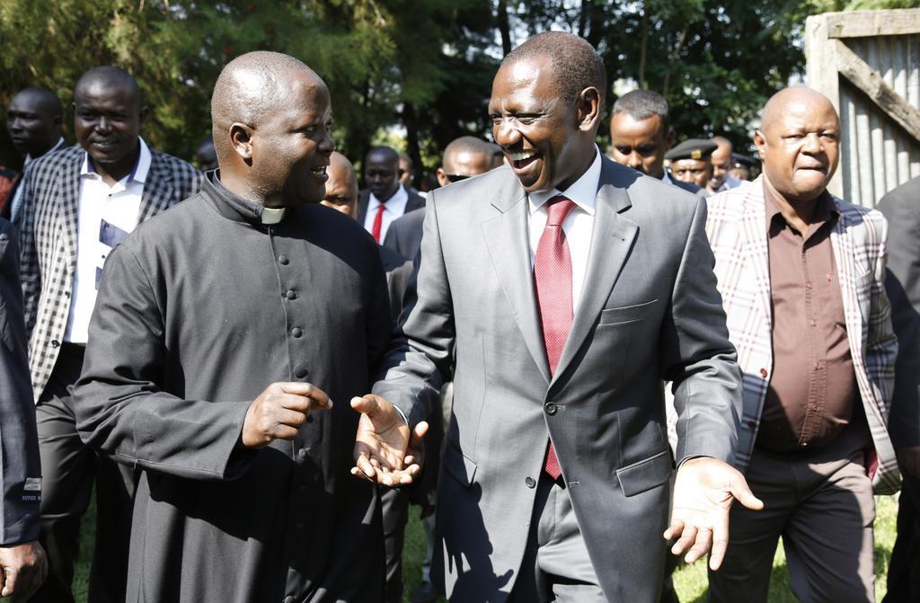Pleased to join worshipers at St. Paul Catholic Church, Ejinja-Matungu, Kakamega County. http://t.co/23kISmDtFG