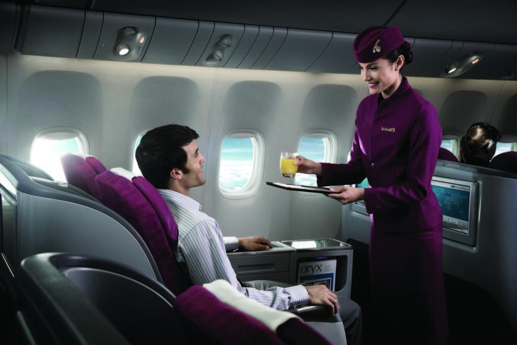 Book and fly Premium Class to/from Doha and earn up to 20,000 bonus Qmiles. Register at