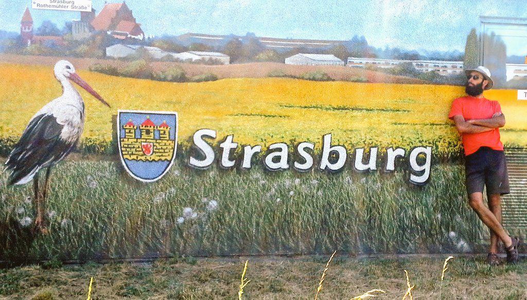 Déjà à Strasburg !