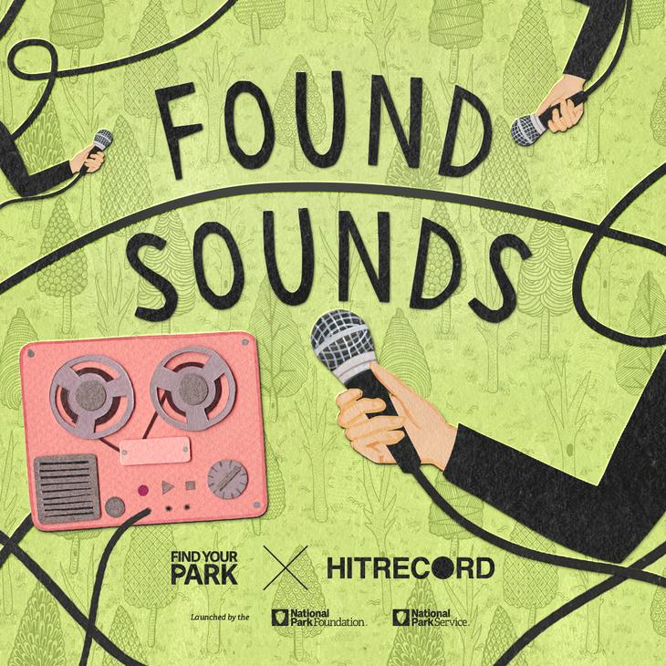 RT @hitRECord: MUSICIANS & VOCALISTS - Lend your musical talents to our #FoundSounds track: http://t.co/Ql67xwnLKs http://t.co/1RxhvyTnXj
