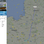 First commercial passenger flight from the Polish airport in Radom http://t.co/SenngXiXRF http://t.co/BIwu40zRIH