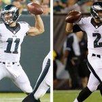 Matt Barkley will start vs Jets Thursday, Chip Kelly announces. Looks Tebow Time ⌚️ second half. #Eagles http://t.co/DkrDXEwlKR