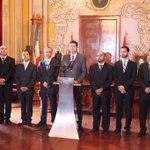 Les presento el Gabinete que me acompañará en el primer Gobierno Municipal Independiente de #Morelia, #Michoacán. http://t.co/OG3SjcOpIi