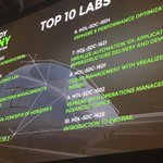 A big thanks to all that have taken the VMware NSX HOL, the number 1 lab of #VMworld! http://t.co/hGBc8R0rxD