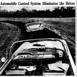 "After driverless car demonstration in 1960, scientists asked, ""Where do we go from here?"" http://t.co/2uMpeyWOA1 http://t.co/ijiFW1FSzW"
