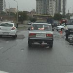 В центре Волгограда из-за масла на дороге произошло массовое ДТП http://t.co/OZkPV5pZV4 http://t.co/C4ViS6f17h