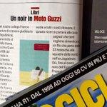 """Oggi """"il clima ideale"""" è su @MotociclismoIT ! Da domani, 3 settembre, in libreria. #ilclimaideale @CasaLettori http://t.co/AJ6CsOsz3v"""