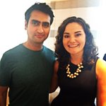 When in #SiliconValley ...meet @SiliconHBOs @kumailn ???????? #VMworld http://t.co/vWOUT3dd8L
