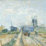 https://t.co/GPgu4Yvhbu RT arialuce1: Lamour pour la terre  Moulins jardins et vergers Montmartre 1887 Paris  Vi… http://t.co/dBUBEDpazV