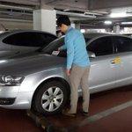 #성남시(시장이재명 @Jaemyung_Lee) 분당구 모처에서 500만원가량 체납된 상태로 운행중인 아우디 차량 발견! 대포차임을 직감한 기동징수반이 즉시 출동해 번호판영치, 족쇄장착, 봉인압류까지 완료했습니다 http://t.co/GI5SwNsu2t