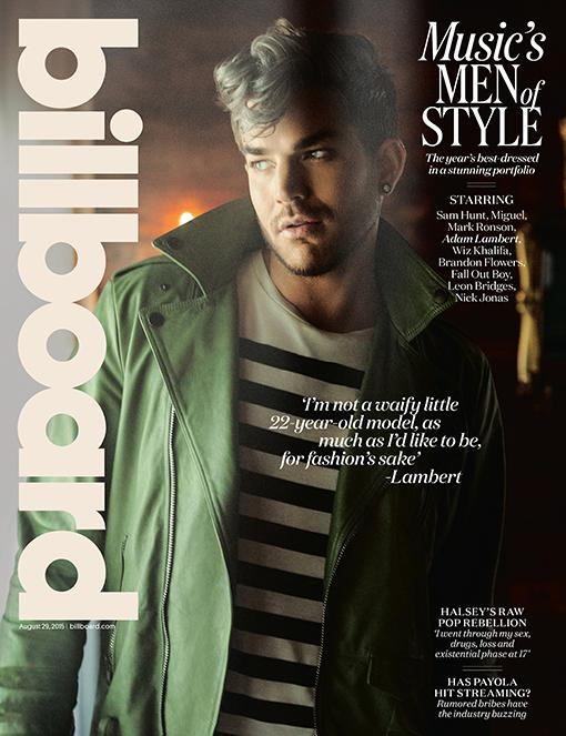 TUNE IN: Don't miss @billboard coverboy @adamlambert's live performance on @NBC today at 1:30pm PT from the @WSOBV. http://t.co/78teR2NIwc